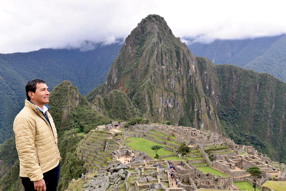 Juan in Peru