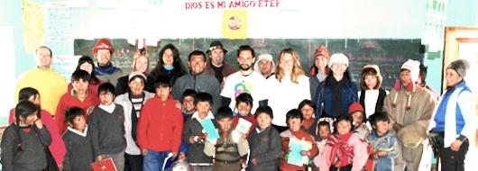 Escuela Charcapata